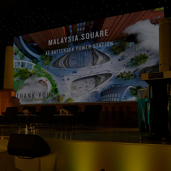 Malaysia Square Unveiling