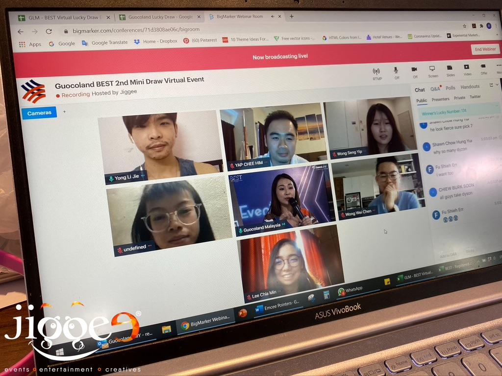 Virtual Events Malaysia