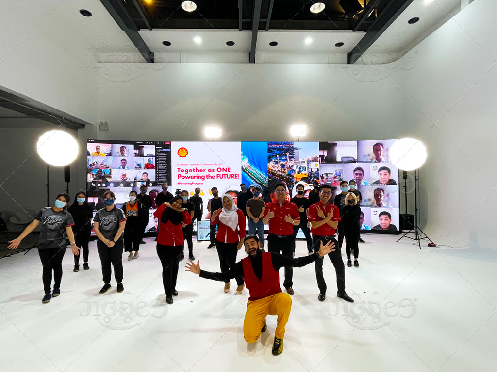 Shell Distributor Operations Virtual Conference SEA 2021